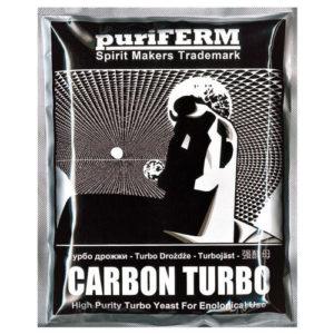 Спиртовые турбо дрожжи Puriferm Carbon Turbo