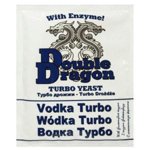 Спиртовые турбо дрожжи DoubleDragon Vodka Turbo